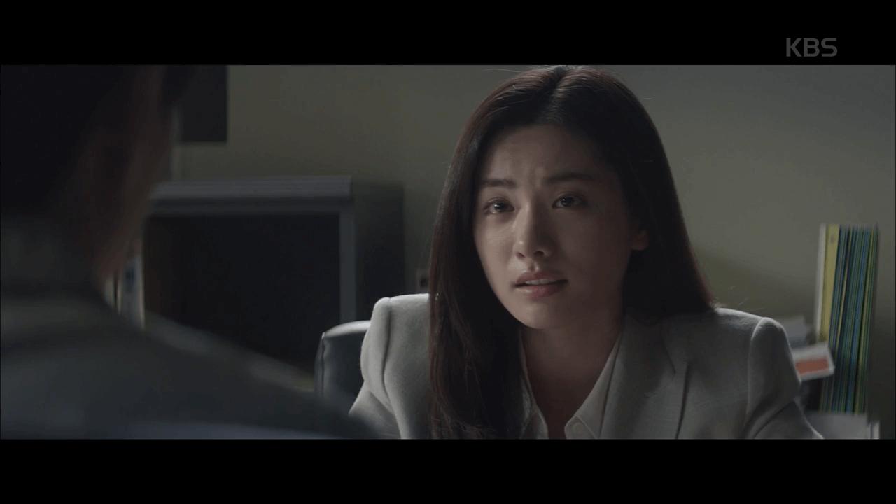 林珍娜飾演檢察廳長的女兒徐妍兒,對惡勢力寧死不屈。