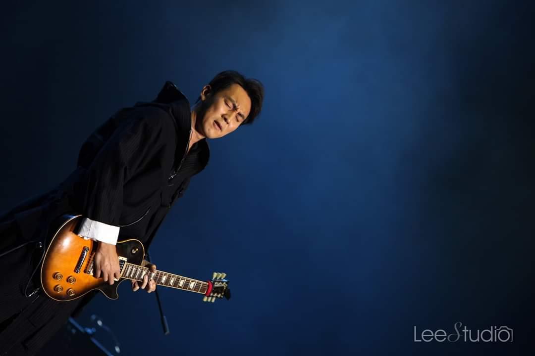 上月底到馬來西亞舉行音樂會,令他重拾歌星夢。