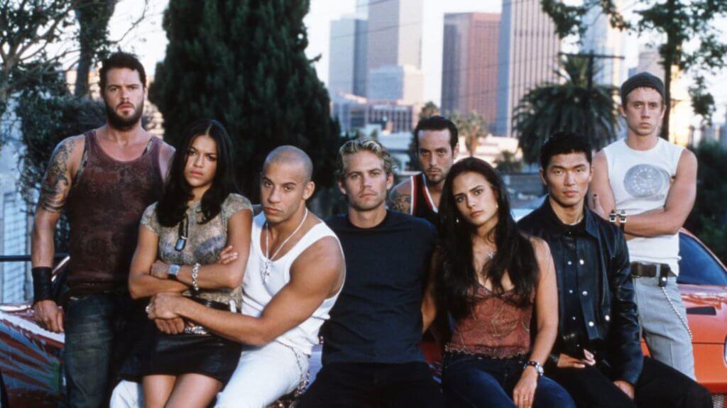《狂野時速》系列共推出八部電影