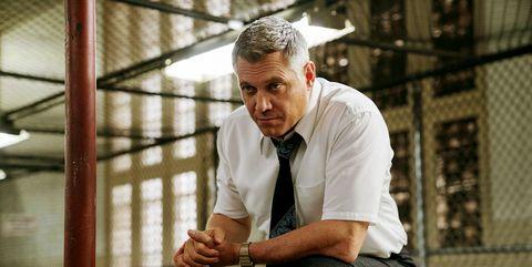 Holt McCallany趕拍《破案神探》無緣演《天》片。