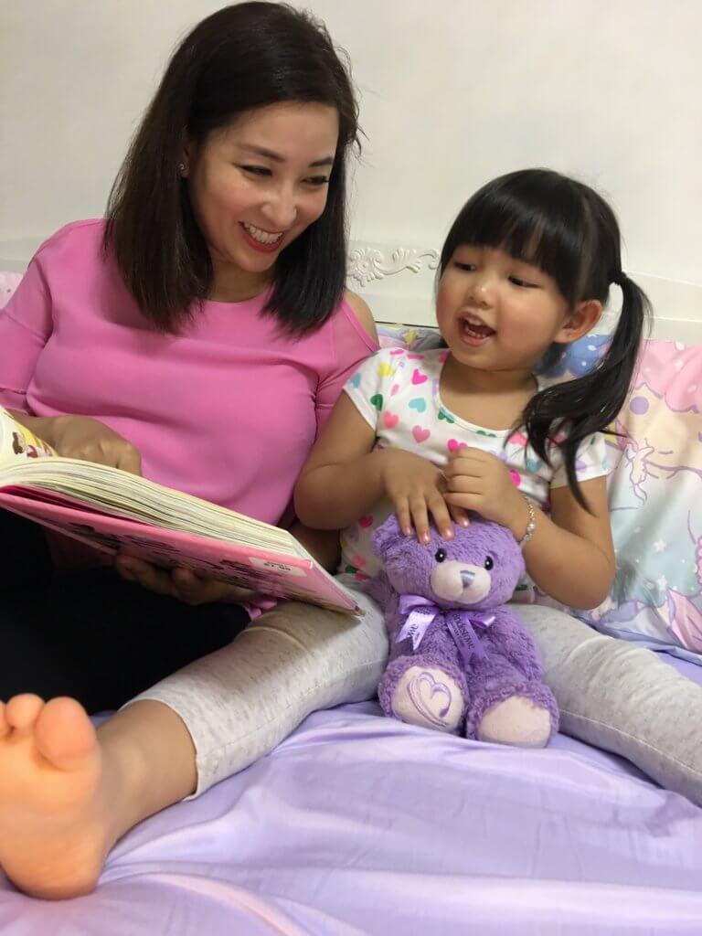 麥雅緻計劃今年重返校園,以行動告訴女兒,媽媽會跟她一起學習。