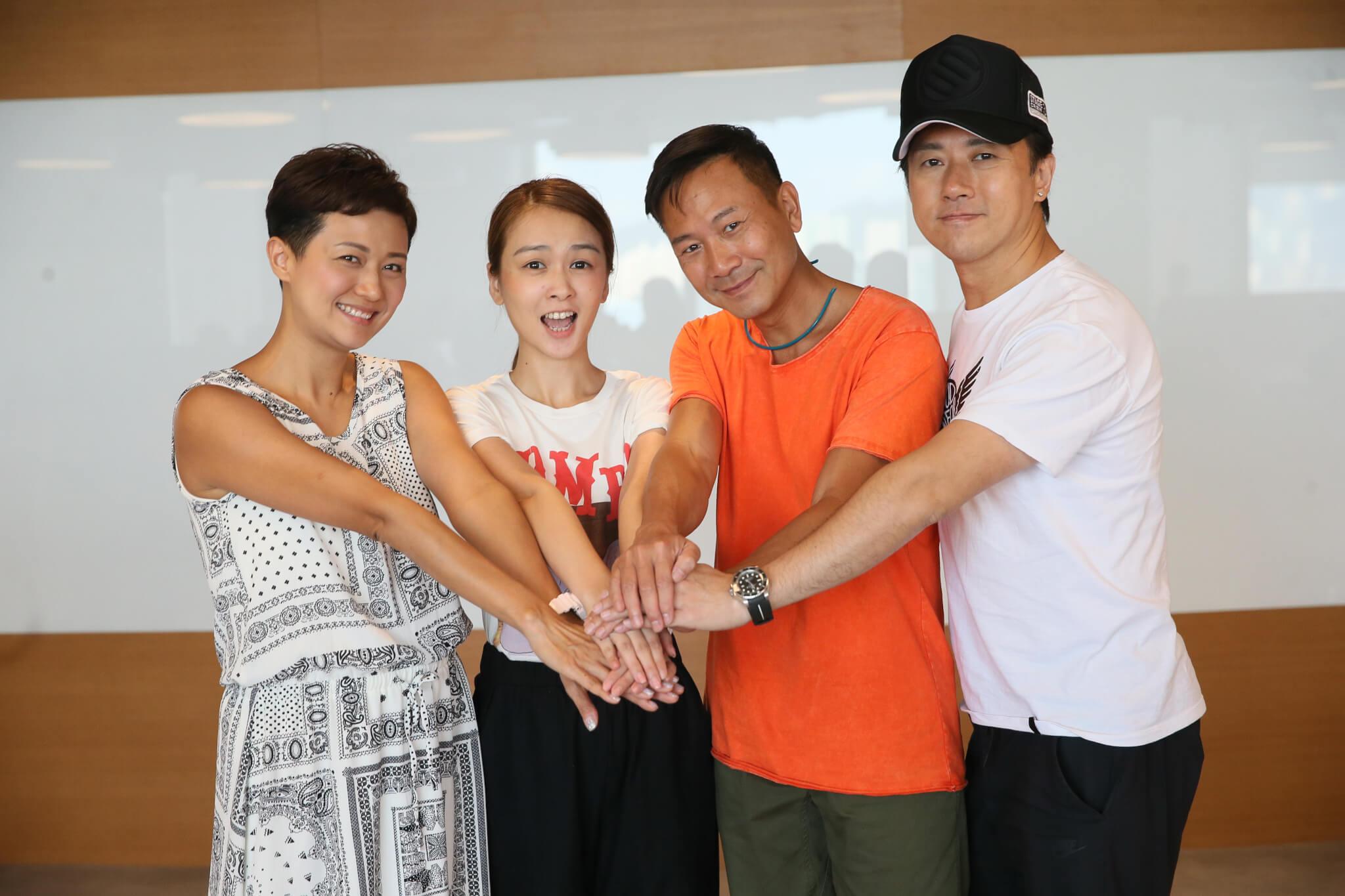 張紋嘉除了在劇中飾演陳國邦和羅敏莊長大後的女兒外,更演唱不少劇中歌曲。