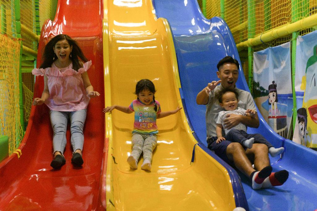 女兒快將升讀小一,兩夫妻希望她盡量享受幼稚園美好時光。