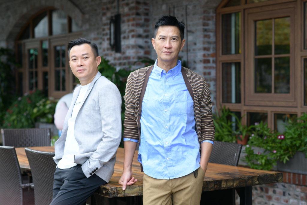 家輝大讚文偉鴻擁有多年拍攝經驗,曾是電視台編導和監製,創造不少話題劇。
