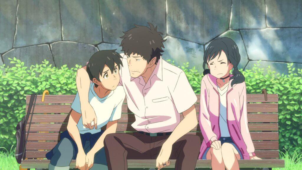 高中生高帆離開位在離島的家鄉,獨自到東京生活。