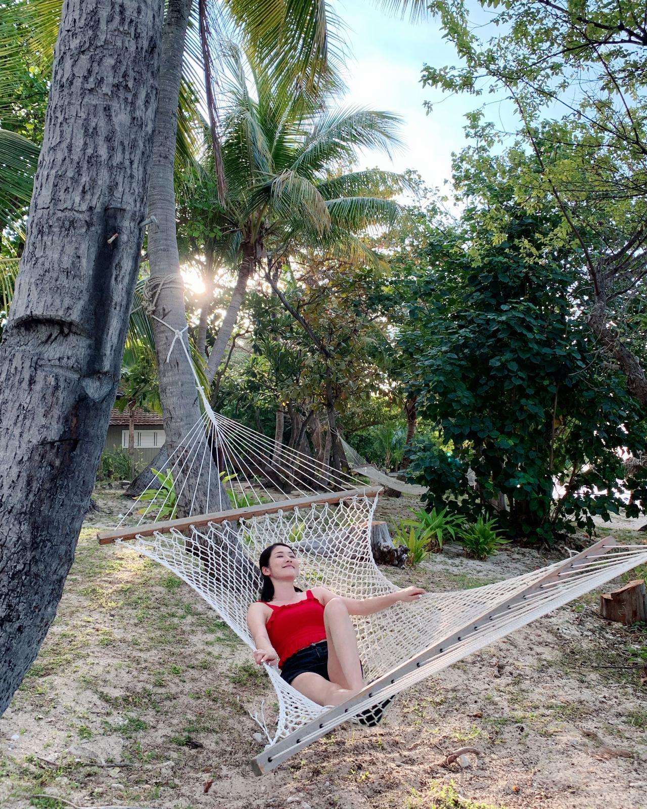 鄧佩儀首次拍旅遊節目,終於感受到寓工作於娛樂的樂趣。