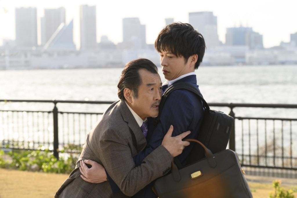 田中圭飾演的春田,電影中遇到失憶的黒澤部長再次接近。