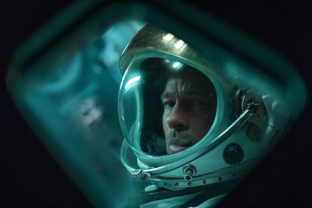 科幻巨作《星際任務》是畢彼特獨挑大樑之作