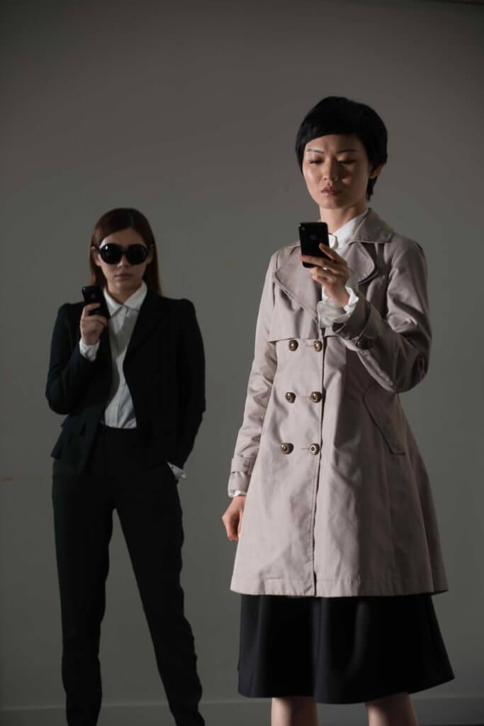 黎玉清在舞台劇界,經驗豐富,今次與唐貝詩有不少對手戲。
