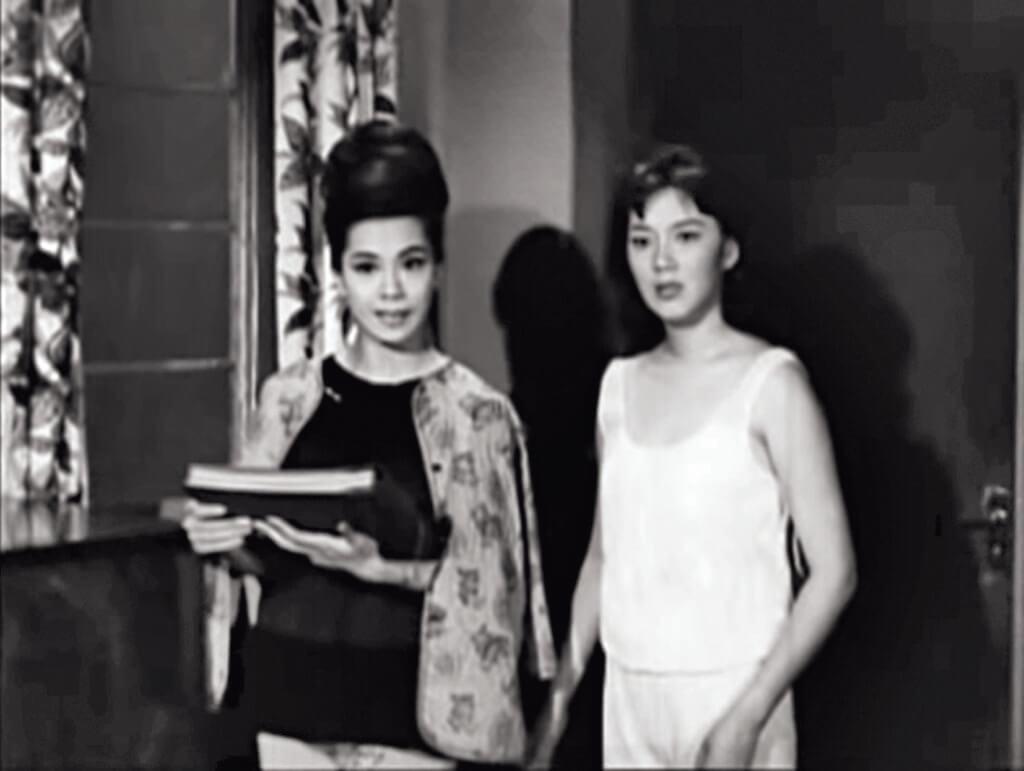 夏萍飾演婦女問題專家,丈夫胡楓搞婚外情,碰巧情人林鳳租房租上門來,但夏萍由頭到尾不知發生了什麼事。