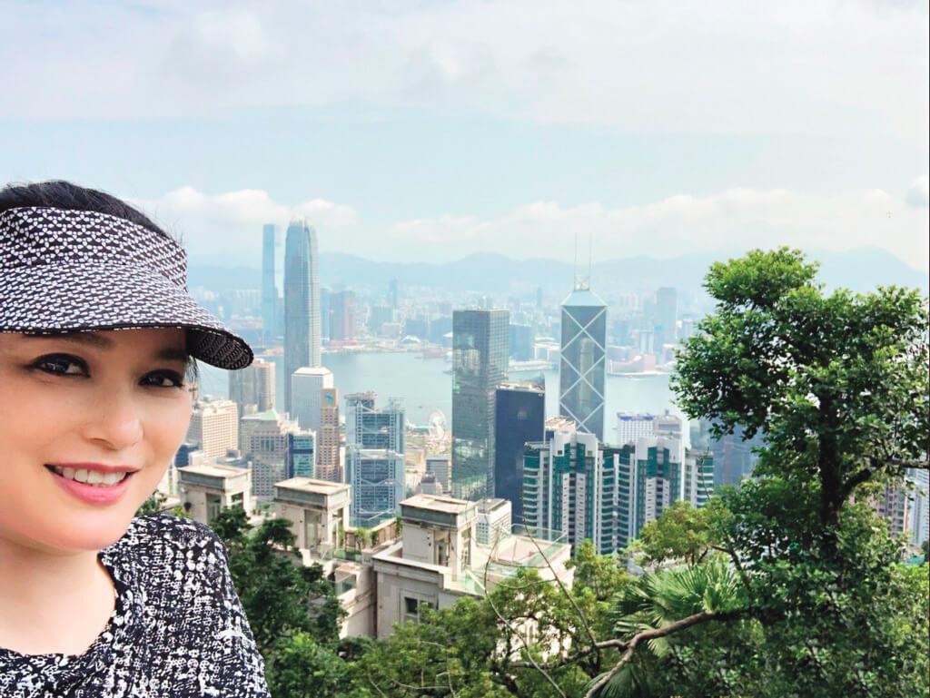 樊亦敏由於身體的各種問題,令她曾經長時間不敢與朋友吃飯,寧願一個人到郊外呼吸新鮮空氣。
