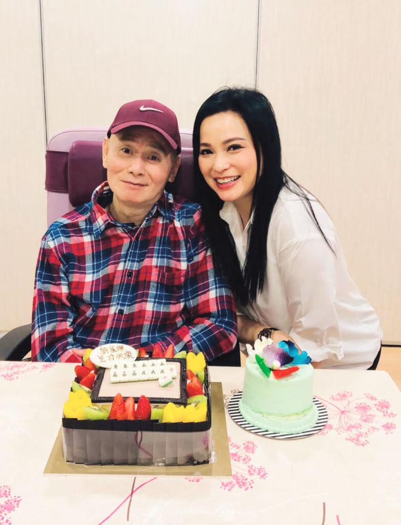 因為是長期病患,樊亦敏樂於幫助別人,也是基於這樣的心理去幫助劉家輝,早前到老人院為他慶祝生日。
