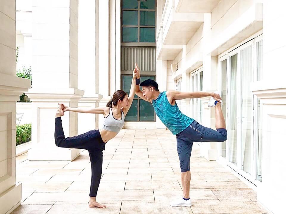 宋熙年笑言在TVB,令她遇上了可以廝守一生的陳智燊。