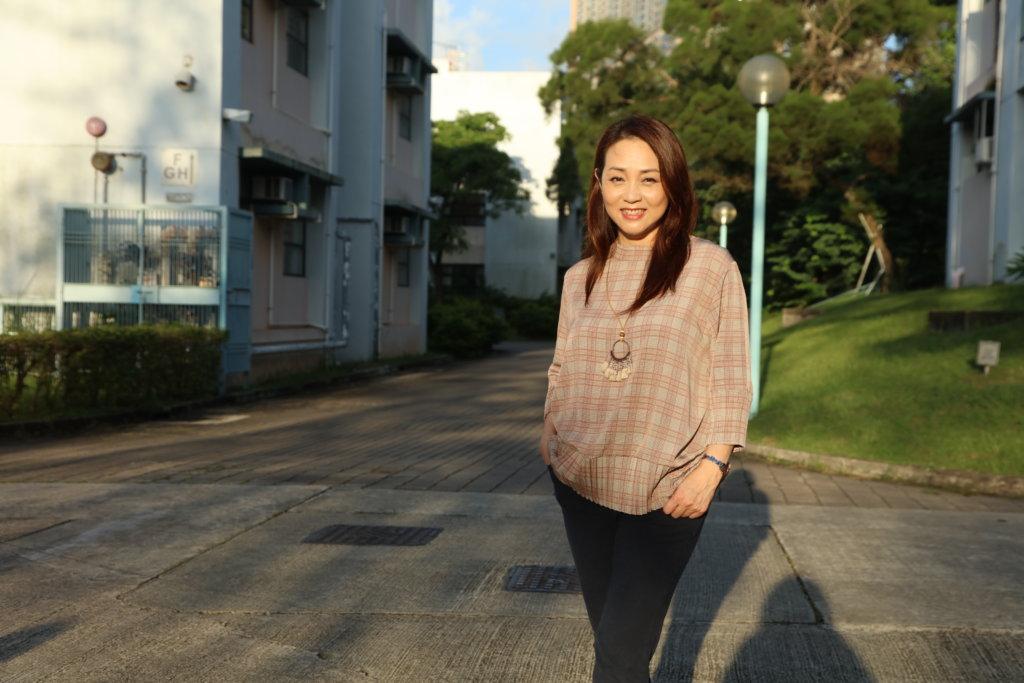 龐秋雁○二年淡出娛樂圈,目前在浸會大學任教表演課程。