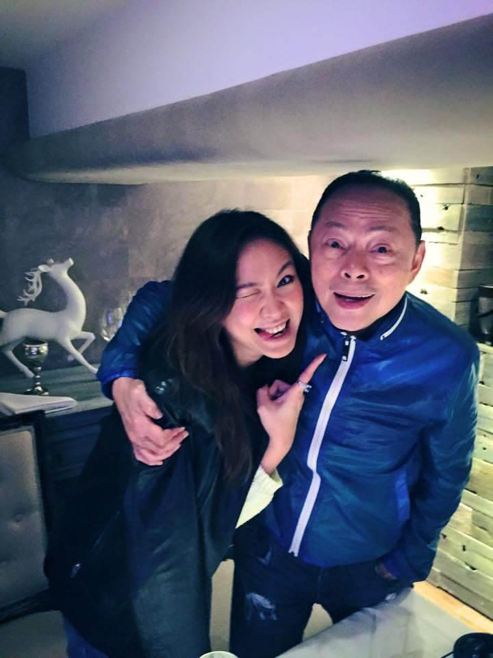 羅樂林的細女羅苡之曾涉足娛樂行業,丈夫是港男陳志健,羅樂林與女兒感情要好。