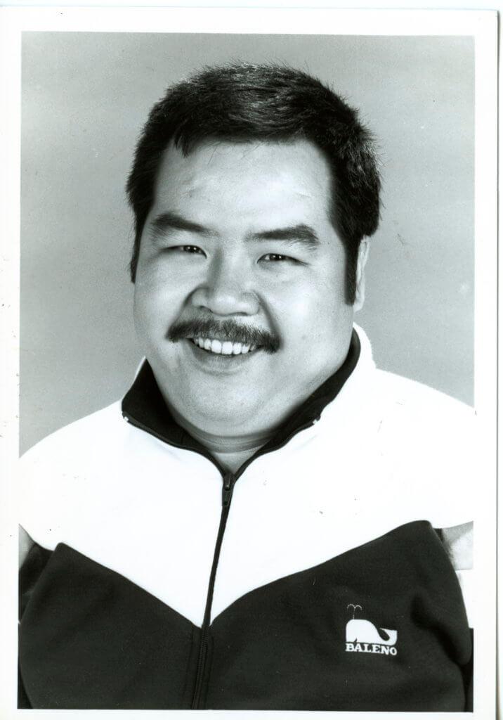 鄭則仕七六年參加TVB《聲寶片場》勝出入行