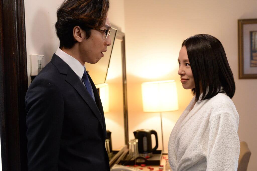 陸永與譚凱琪飾演一對情侶,二人首次合作,大讚對方是女神。