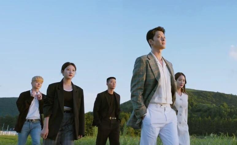 《Leverage : 詐騙操作團》中,李東健、全慧彬及金賽綸等人將化身俠盜。