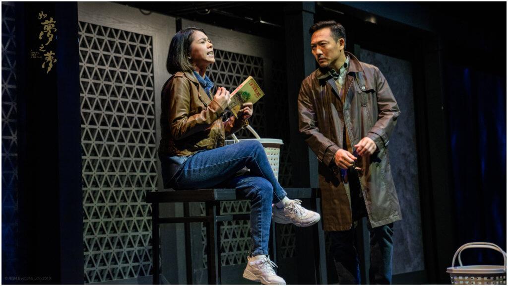 香港話劇團《如夢之夢》 最近觀看香港話劇團《如夢之夢》,長達一個多月的演期,每晚接近四小時的史詩式演出,台上那些掏心的演員,每晚要經歷一次生離死別,又如何做到?