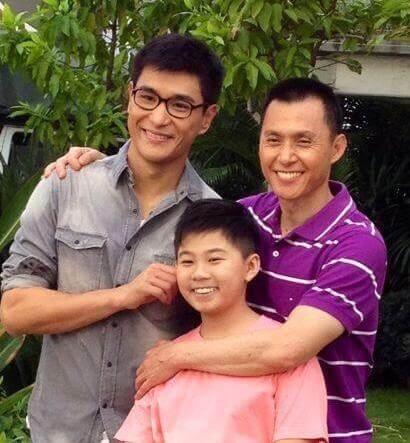 他在劇集《情越海岸線》與陳展鵬和張國強合作。