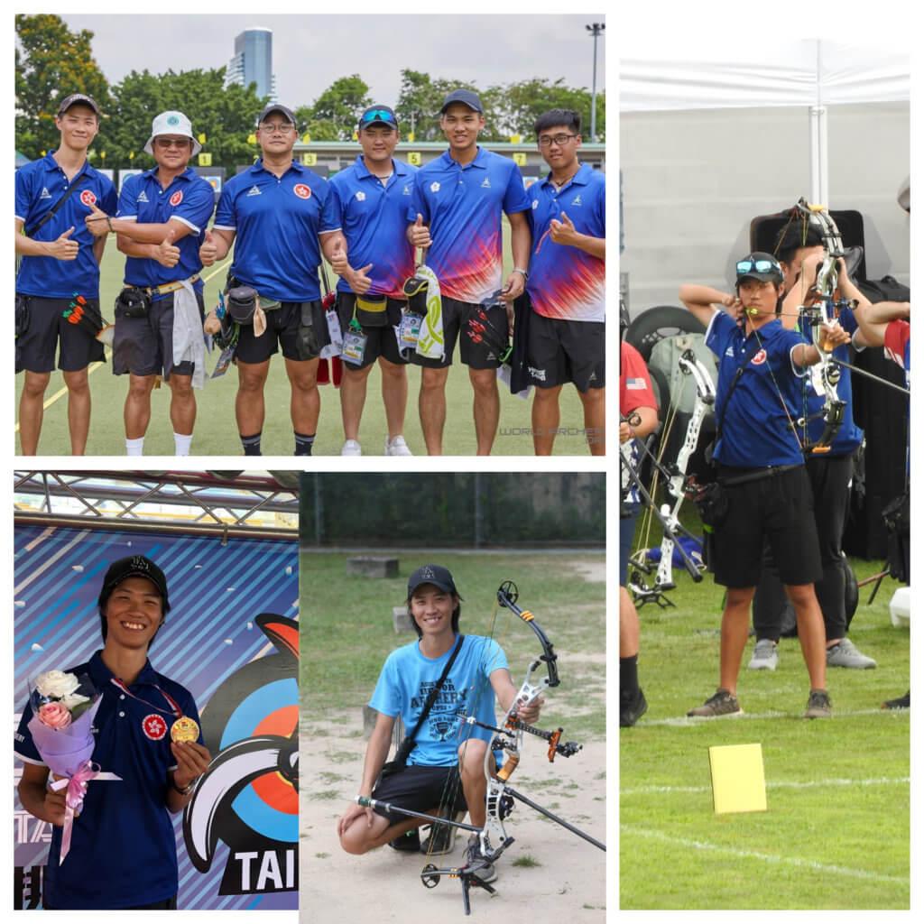 崔俊杰中學加入射箭隊,因為粗心大意每年學界比賽都失手。