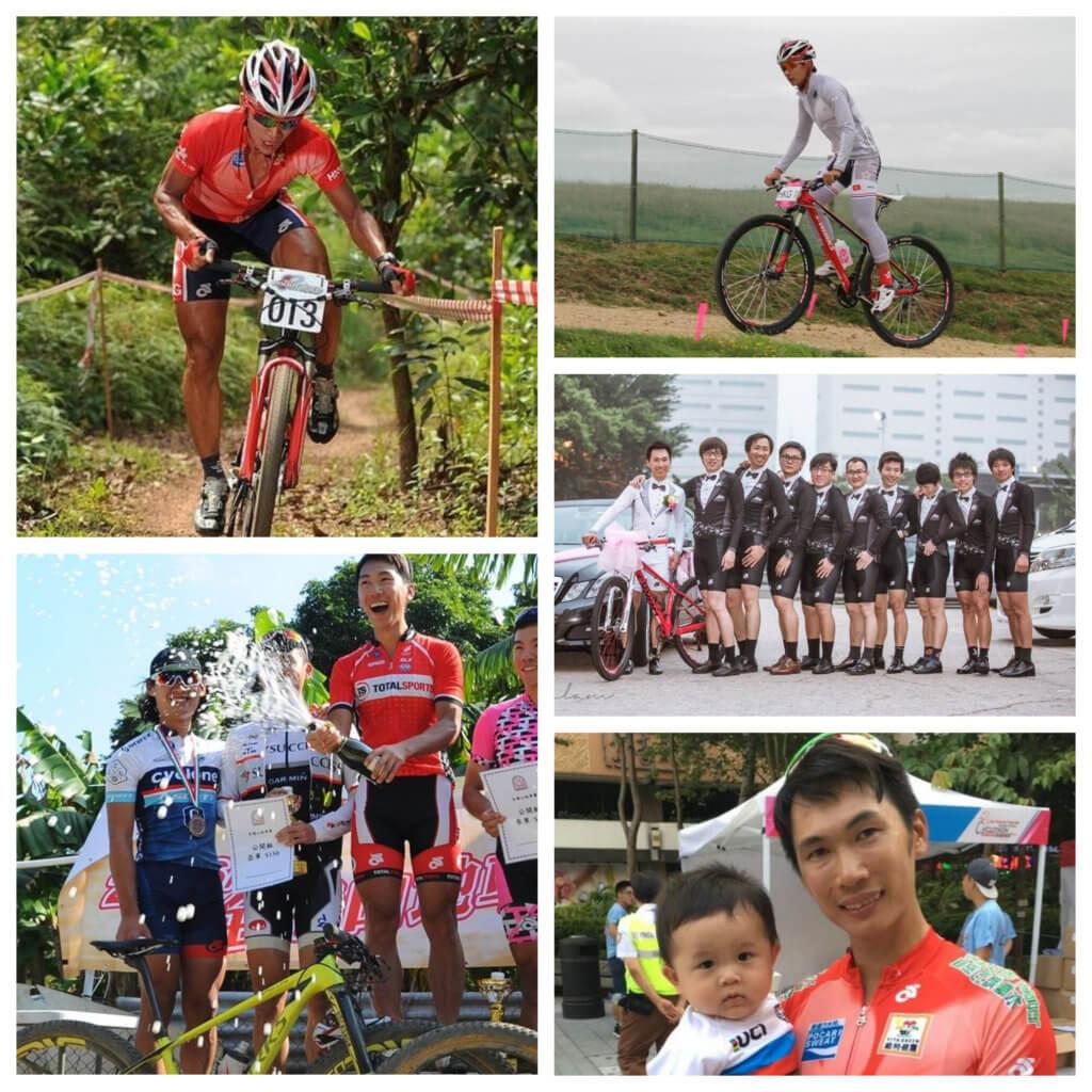 陳振興在香港山地單車創出的佳績,至今仍無人能及。
