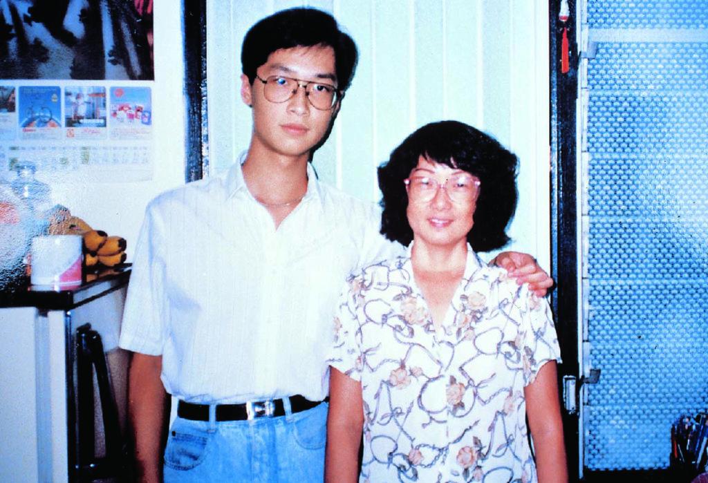 馬浚偉當年因母親病逝大受打擊,花了八年時間才走出抑鬱症。