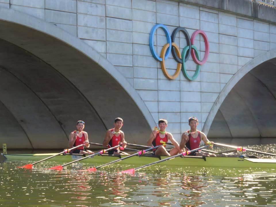 奧運是每一個運動員的目標,趙顯臻希望明年有機會代表香港出戰東京奧運。