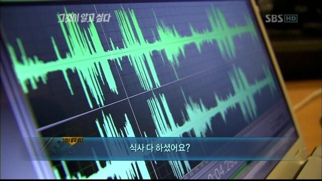 犯人跟李亨浩父母的電話錄音,○七年被電影《那傢伙的聲音》公諸於世。