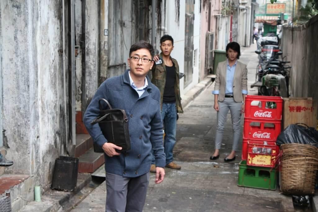 張松枝加盟港視後,有份參與頭炮網絡電視劇《警界線》,此劇首播便引起不少話題,口碑不俗。