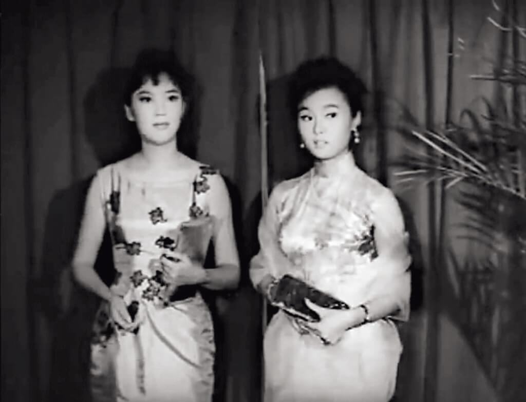 《一后三王》是三個姓王的男人加一個姓后的女人,但雪妮只屬「聯合主演」,片中排名第一者,是飾演施秀霞的夏萍。