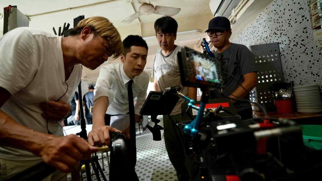 馬浚偉為了做個全面影視工作者,修讀不同電影課程。