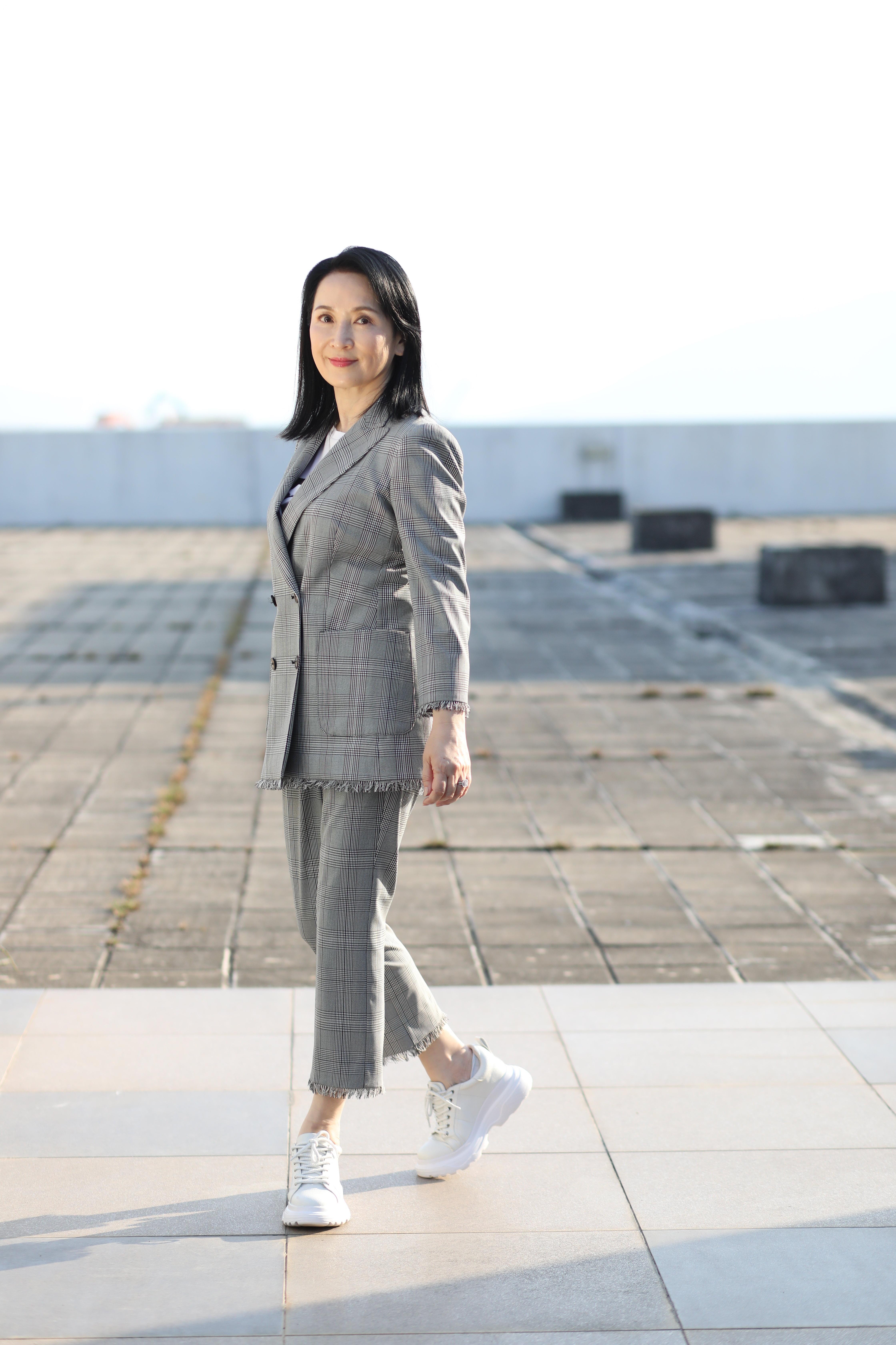龔慈恩說婚姻令她看清自己不足之處,仍有很多需要改善的地方。