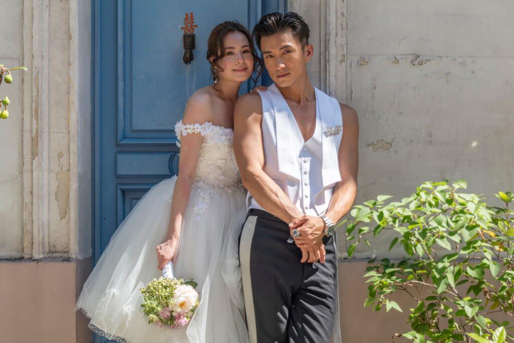 陳山聰會尊重太太意願,婚禮從簡。