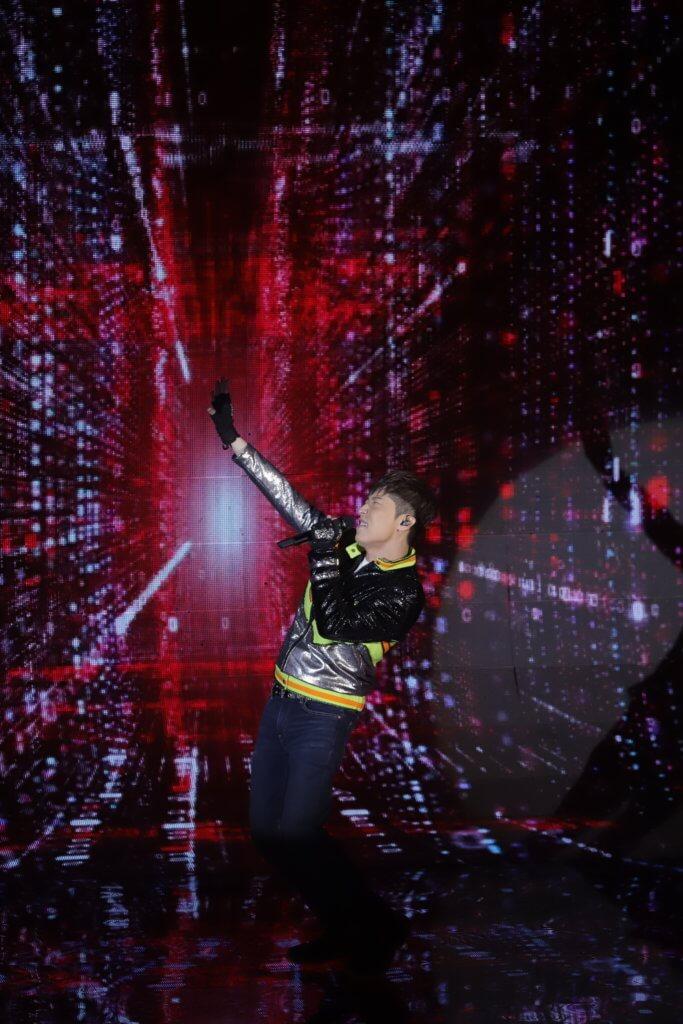 入行第二十六年的馬浚偉,終舉行個人演唱會圓夢。