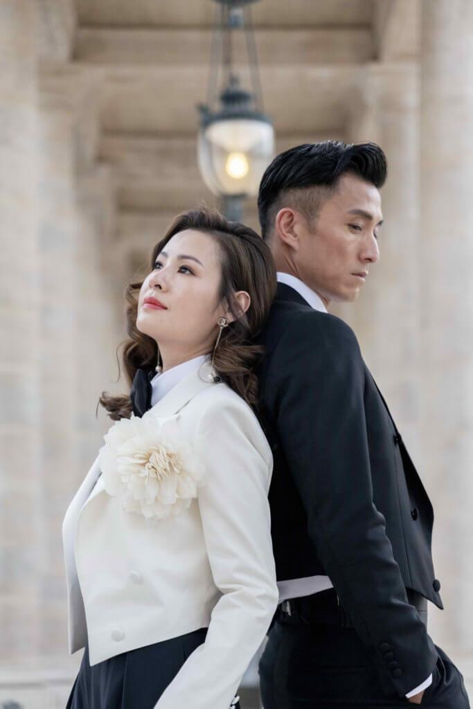 陳山聰曾經歷失婚和事業低谷,他說現在是人生最開心時候,下月更會與女友拉埋天窗。