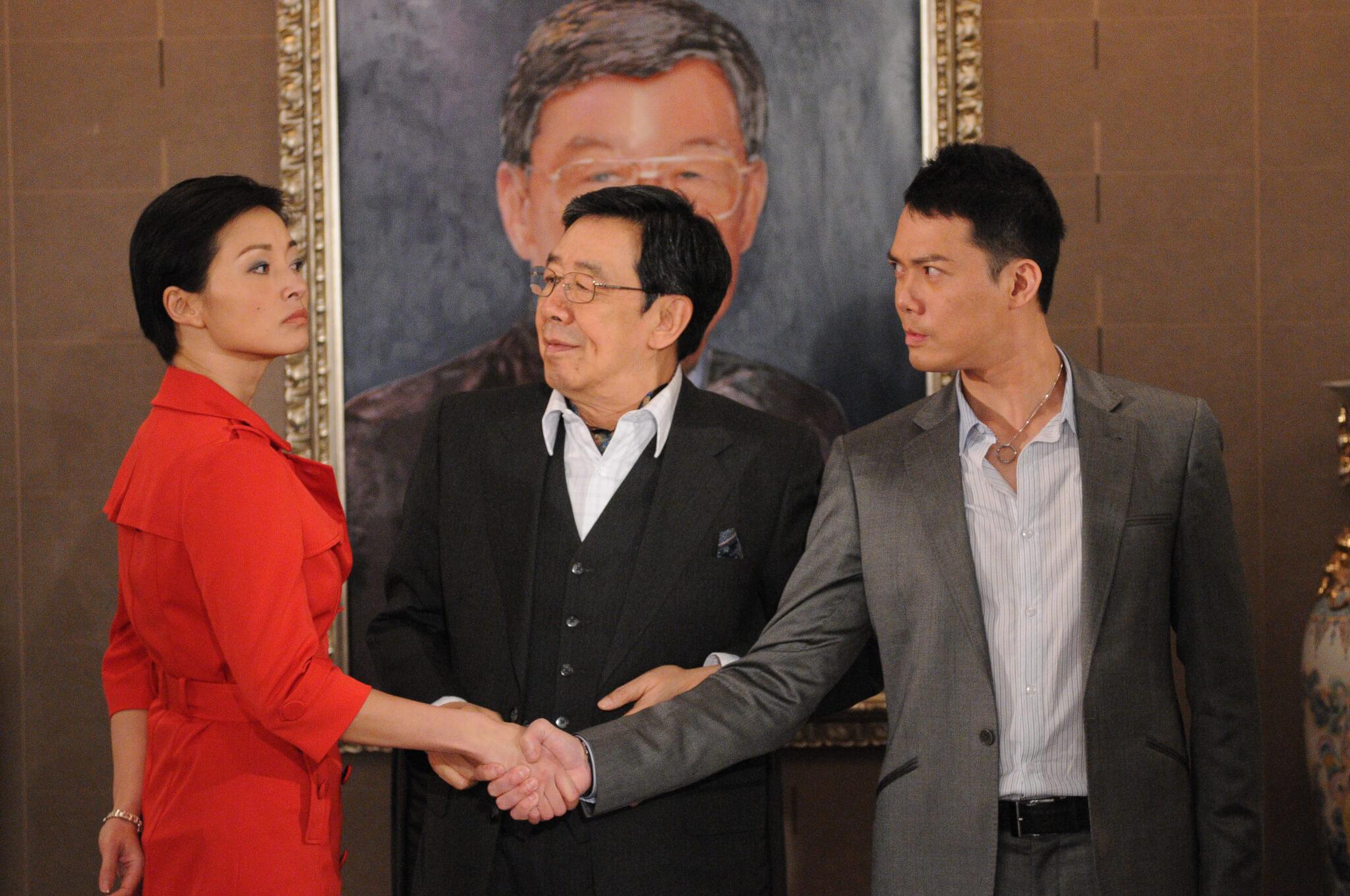 自一○年演出無綫劇集《老公萬歲》,李綺虹便沒有再回港拍劇。