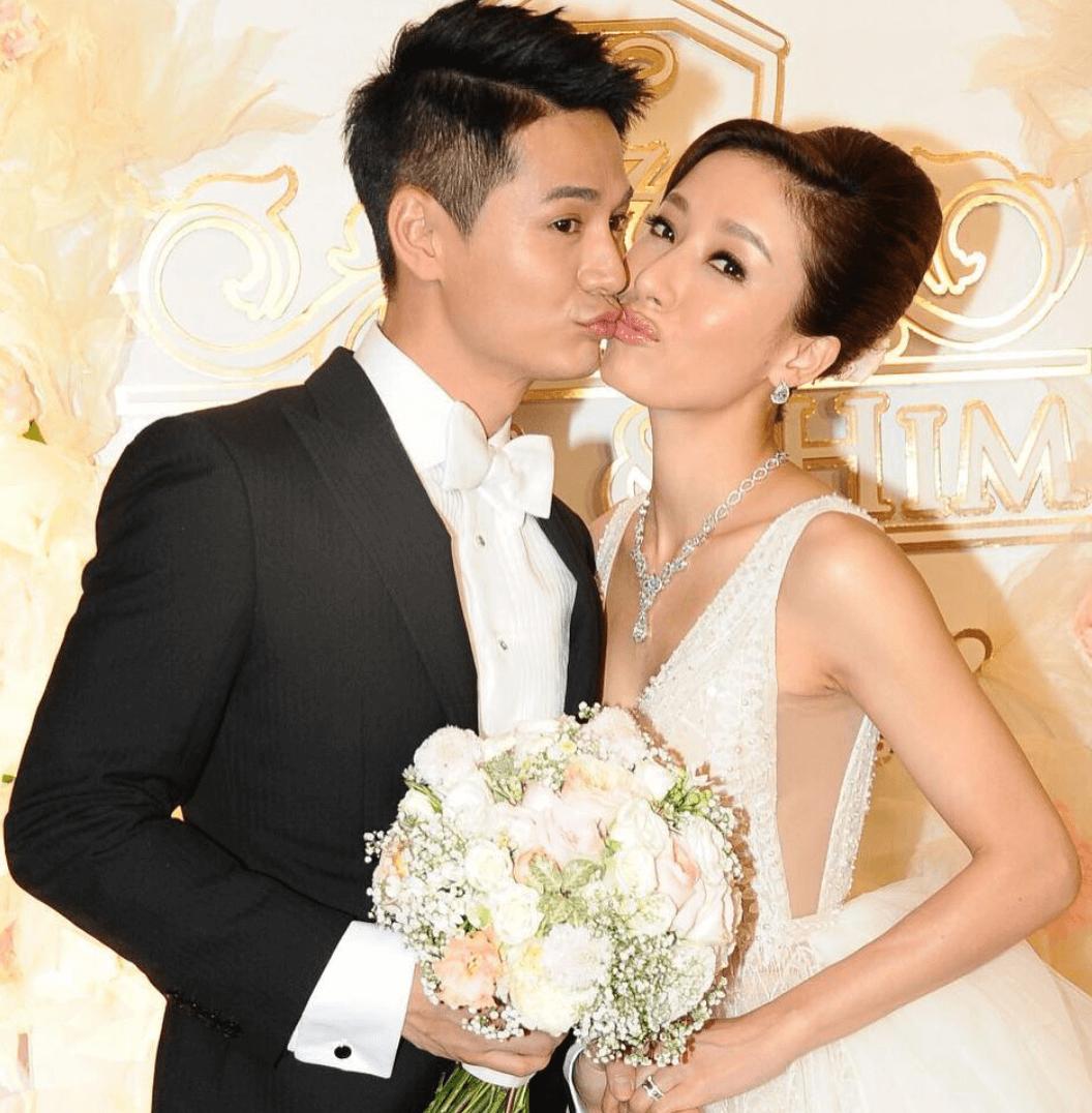 2016年在香港註冊結婚