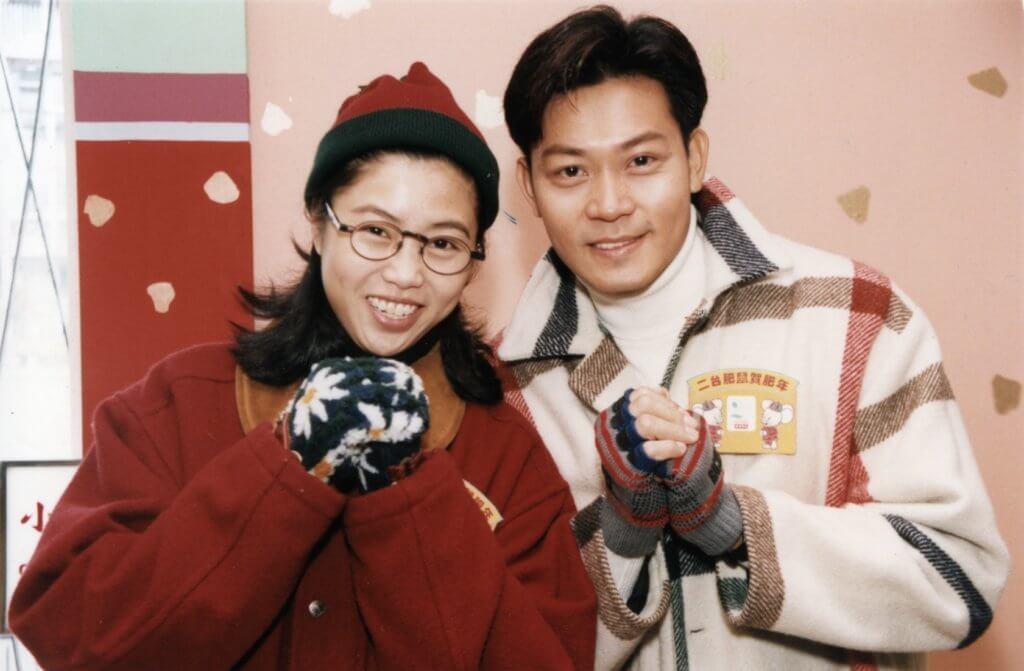曾偉權與梅小惠在無綫形影不離,他說當時有想過跟她結婚。
