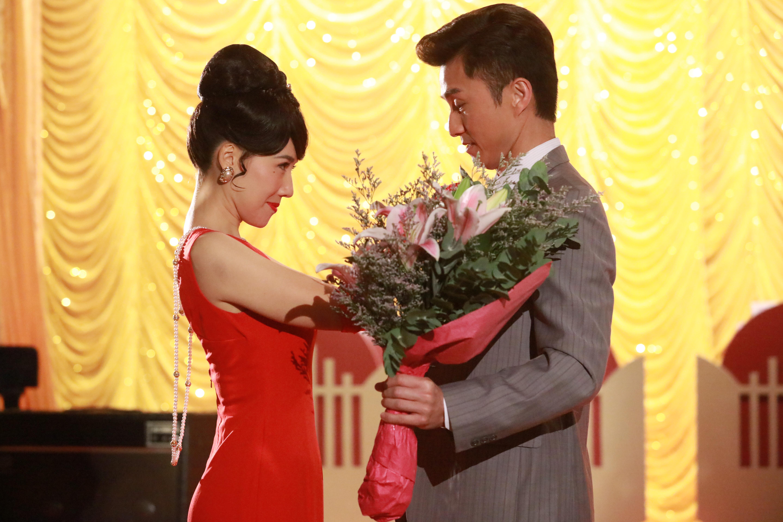 陳山聰與李施嬅的感情線貫穿全劇,他們在大廈裏譜出一段牽絆前世今生的奇幻愛情故事。