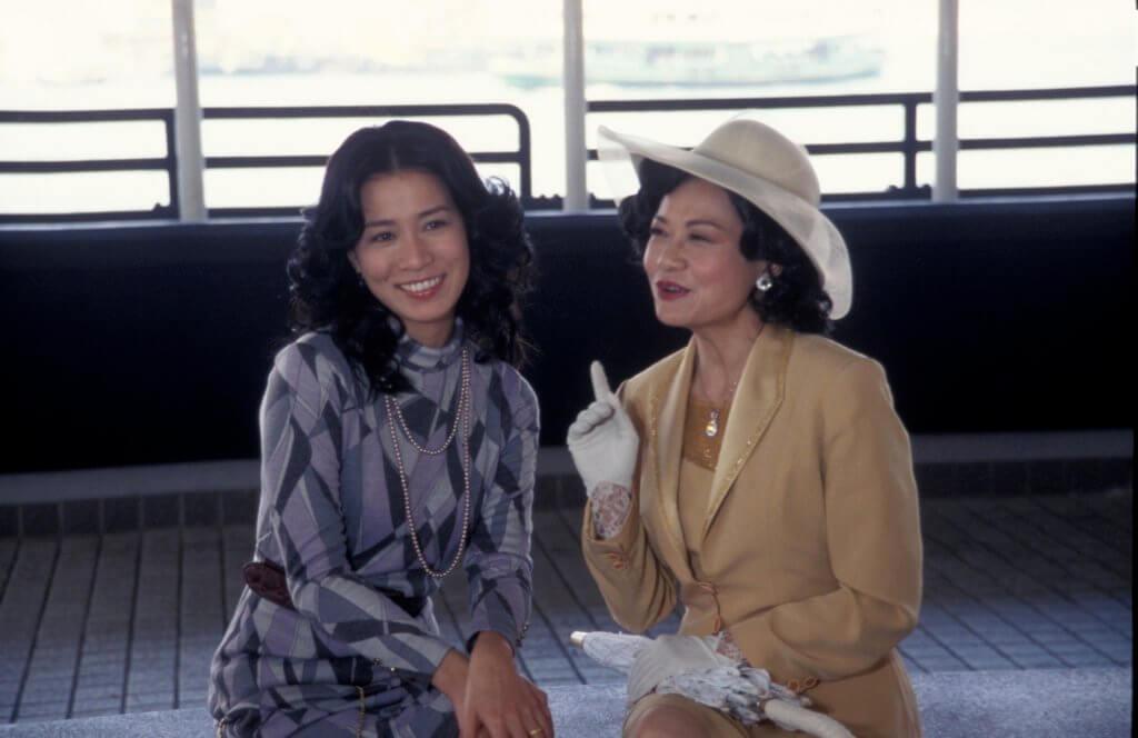 羅冠蘭十年沒有拍劇集,她形容再拍無綫劇像回娘家一樣。