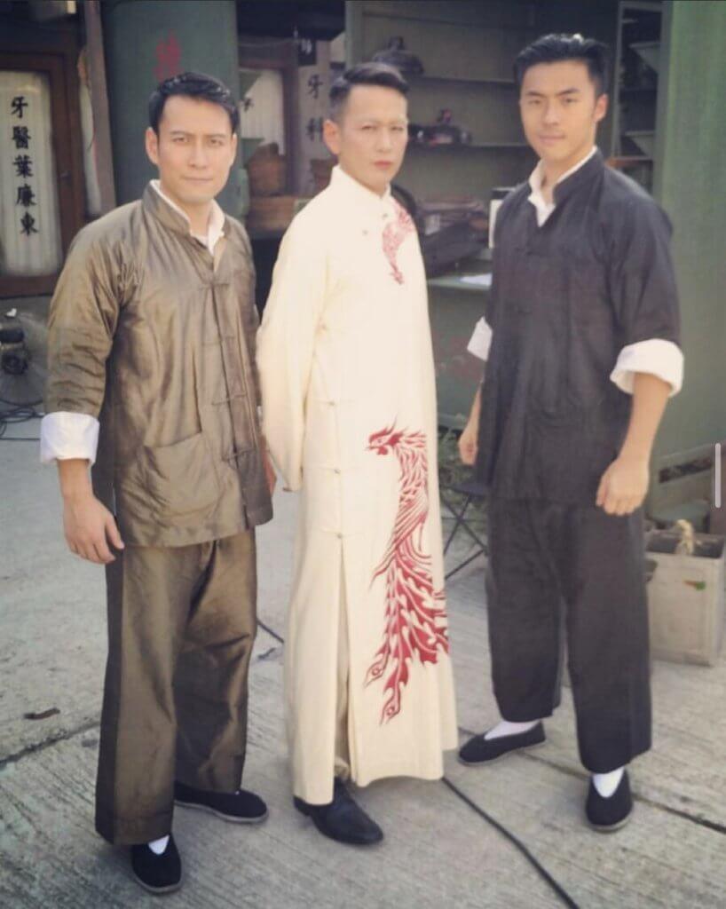 在《城寨英雄》中,飾演吳家樂手下,有大量被打戲。