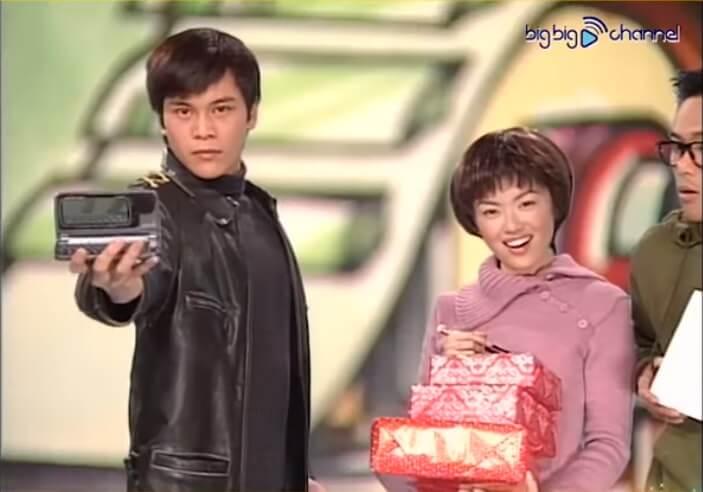 李天翔在《閃電傳真機》中扮演認字特警,是不少小朋友的偶像。