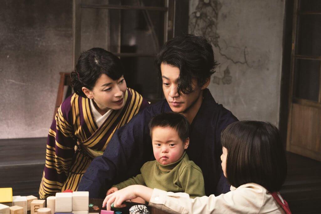 宮澤理惠飾演太宰治的妻子,令觀眾耳目一新。