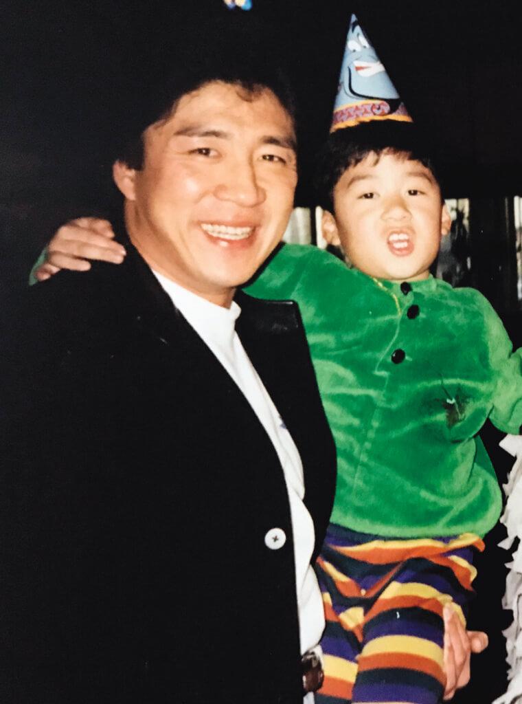 李元霸沒有結婚,卻有一個兒子,現已三十歲。
