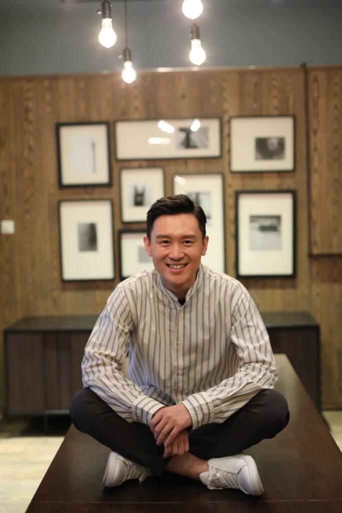 奪得新人獎後,凌文龍說父母最開心,老懷安慰。