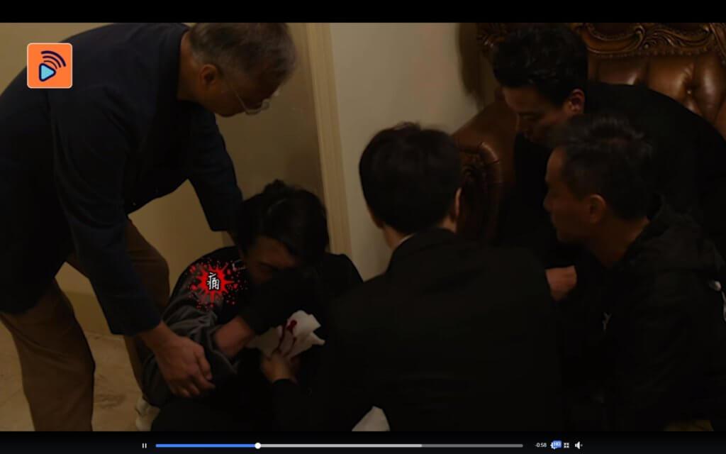王浩信在《解決師》打戲連場,其中一場戲更不慎受傷,令鼻骨及額骨移位。