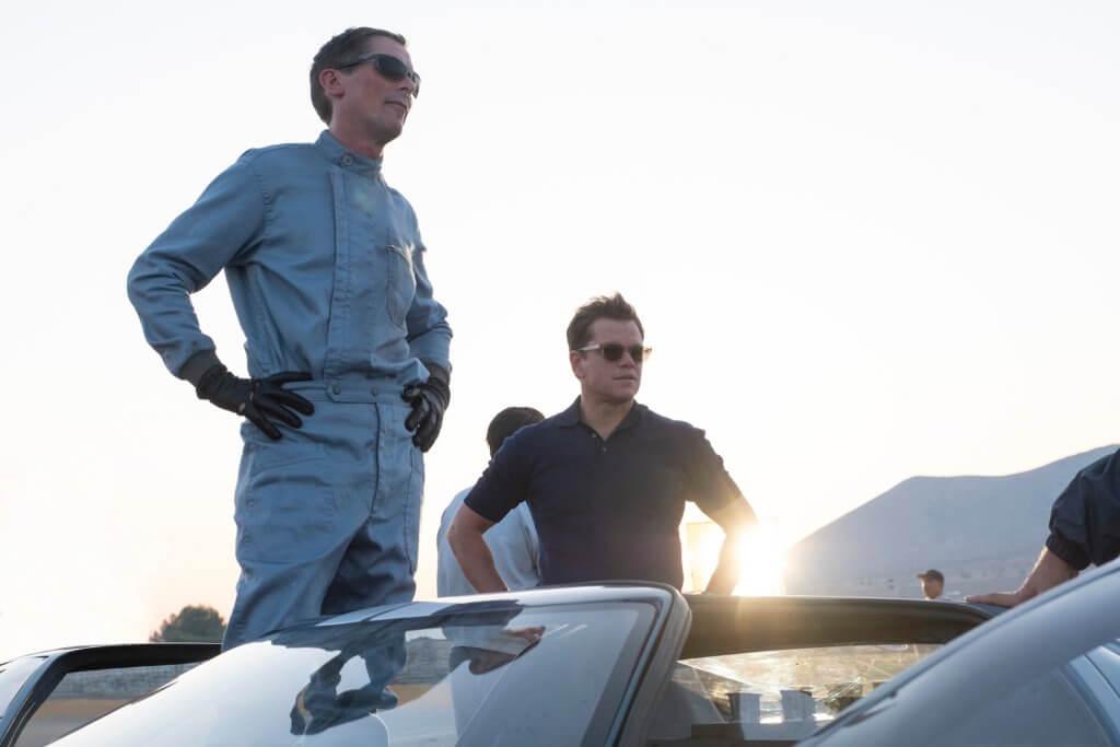 麥迪文片中因身體問題放棄賽車,轉行賣車兼做設計。
