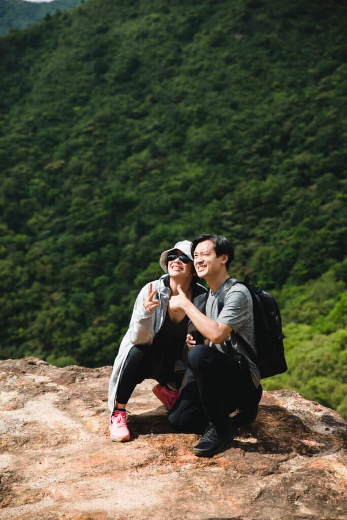 凌文龍與余安安無所不談,特別是演戲心得。