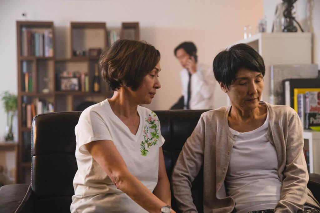 跟余安安與顧美華兩位前輩合作,小龍獲益良多。